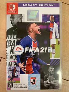 FIFA21レガシーエディション