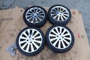 タイヤ&ホイール セット 165 60 R15 アルミ&ラジアル 4本組 4穴 ヨコハマ TY904