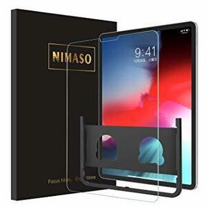 12.9 inch NIMASO ガラスフィルム iPad Pro 12.9 (2021 / 2020 / 2018) 用 強化