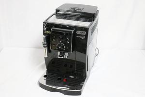 ■DeLonghi デロンギ マグニフィカS 全自動コーヒーマシン MAGNIFICA S ECAM23120BN 中古並品
