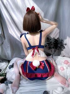セクシーコスプレ 不思議な国のアリス風コスプレ コスチューム 豪華衣装セット