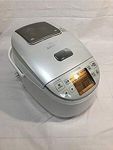 【最安値♪】日立 圧力スチームIH炊飯器 5.5合 パールホワイト RZ-BV100M W