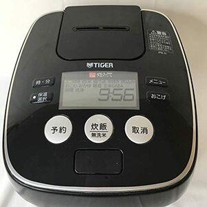 【最安値♪】タイガー 圧力IH 炊飯器 JPB-H100-K