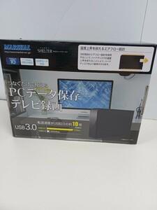 外付けHHD 2TB Mal32000ex3-pc-bk テレビ録画
