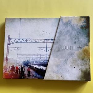 BTS 防弾少年団 YOUTH 初回限定盤 CD+DVD スペシャルデジパック 豪華ブックレット仕様 送料無料