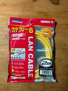 LANケーブル CAT6 CABLE