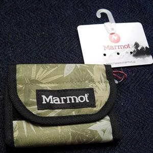 新品 Marmot マーモット ウォレット 財布