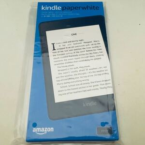 広告つき 8GB ブラック 未開封新品 Kindle Paperwhite 防水機能搭載