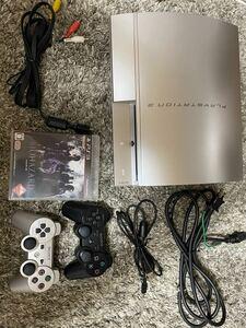 PlayStation3 箱なし+バイオハザード6