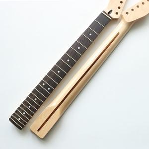 新品 大ヒット!テレキャスタータイプネックローズ指板交換用エレキギターネック JC95