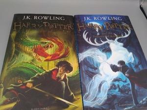 【洋書】 HARRYPOTTER 2冊セット and the Chamber of Secretsand the Prisoner of Azkaban「秘密の部屋」「アズカバンの囚人」