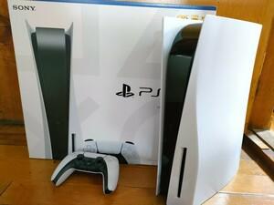 SONY PS5 PlayStation 5 CFI-1000A01 中古