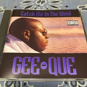☆G-RAP / Gee-Que - Catch Me In The Wind