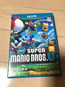 NewスーパーマリオブラザーズU WiiU ソフト