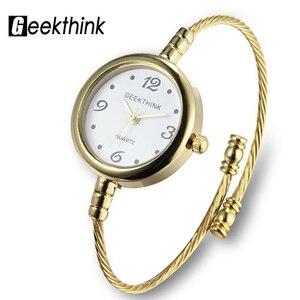 新品 リングスチールバンド レディースローズゴールド腕時計 ブランドクォーツ腕時計 女性ブレスレット ID80