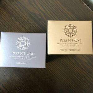 新日本製薬 パーフェクトワン リフティングジェル50g パーフェクトワン 薬用リンクルストレッチジェル 50g 各1点
