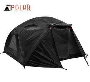 POLeR ポーラー テント TWO MAN TENT BLACK HOLE 新品未使用 入手困難カラー