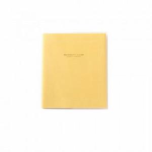 シンプル マタニティアルバム simple maternity album GMA-02 pastel yellow(a-1703088)