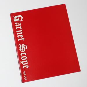 GARNET CROW 会報 Vol.001   Garnet Scope Vol.1 01 001号 創刊号 会誌 会報誌 ファンクラブ グッズ ガーネットクロウ