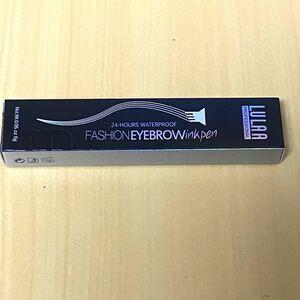 アイブロウ レッドブラウン 新品未使用 化粧品 女子力 Eyebrow