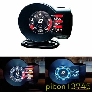 G1451:   Профессиональный OBD  Заголовок  дверь  До  Дисплей   Многочисленные функции  автомобиль   цифровой  ...   напряжение   быстро  градусов  итого   вода  ...   ...