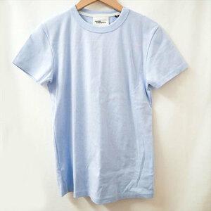 MAISON CORNICHON メゾン コルニション Tシャツ 水色 1