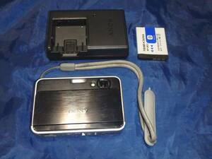 送料無料 SONY Cyber-shot DSC-T2 デジタルカメラ