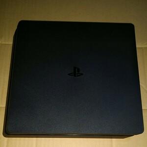 動作確認済み PS4 本体 バージョン 7.51 薄型 fw 7.55 ジェットブラック スリム slim