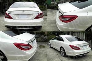 ベンツ W218 CLS トランクスポイラー AMG型 ABS 塗装