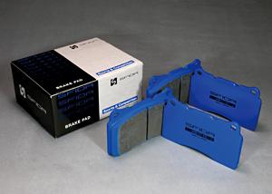 APP SFIDA KG-1115 ブレーキパッド [前後セット] スバル インプレッサ GDB WRX-Sti typeRA ブレンボキャリパー車 (00/1~)