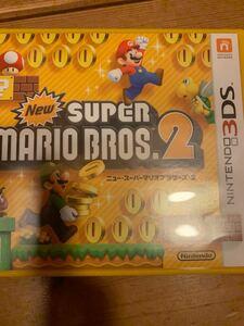 DS ソフト Newスーパーマリオブラザーズ2 任天堂