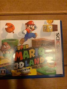 任天堂 Nintendo 3DSソフト スーパーマリオ3Dランド