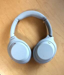 SONY WH1000XM4 中古 状態良 プラチナシルバー ワイヤレス ノイズキャンセル Bluetooth