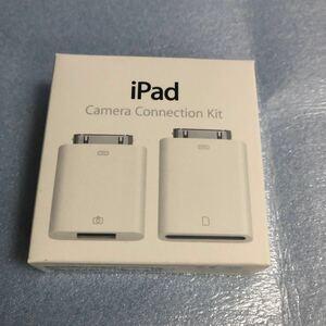 送料無料 iPod camera connection kit 新品 未使用 カメラコネクタ SDカードリーダー