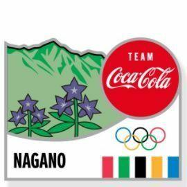 即決 送料無料 【新品】 非売品 Coke ON コカ・コーラ 東京2020 オリンピック デイピン 長野県 コカコーラ ピンバッジ ピンズ 都道府県ピン