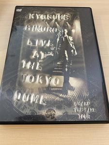 LIVE AT THE TOKYO DOME SHAKE THE FAKE TOUR 1994 DEC.24~25 [DVD]氷室京介