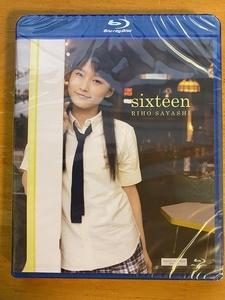 モーニング娘。 鞘師里保 sixteen (Blu-ray) ブルーレイ 【新品未開封】