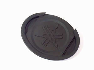 ■ヤマハ純正・APX専用サウンドホールカバー・楕円・ハウリング防止・消音・YAMAHA・ゴム製