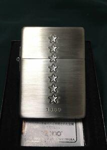 ZIPPO Seven Stars ジッポー セブンスター 1935 レプリカ Seven Stars JT たばこ 現状品