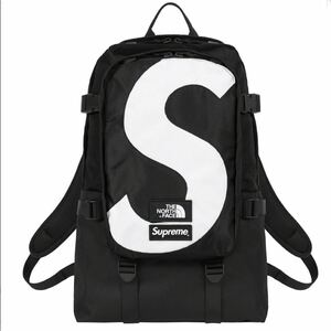 Supreme The North Face S Logo Expedition Backpack BLACK バックパック