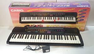 【動作品】CASIO/カシオ CTK-520L 電子 キーボード 電子 ピアノ 光 ナビゲーション キー ライティング システム