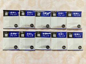 ドトール ドリップコーヒー 深煎りブレンド 10袋セット