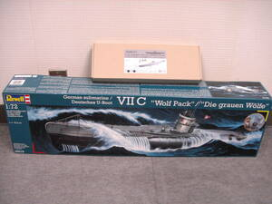 Revell U-Boot Typ VIIC 05015