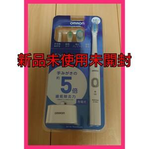 omron オムロン音波式電動歯ブラシ 充電式