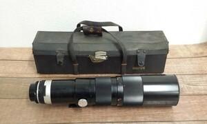 タムロン レンズ TAMRON ZOOM AUTO 200-500mm F6.9 CANON FD マウント キャノン ケース入り 中古 #994