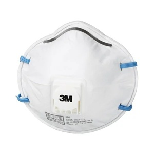 ロ長020228-2W3定#ヨ(16)/3Mマスク 呼吸が楽 排気弁付防塵 8805 N95同等10枚 DS2 レギュラー国家検定合格品 性能95%以上
