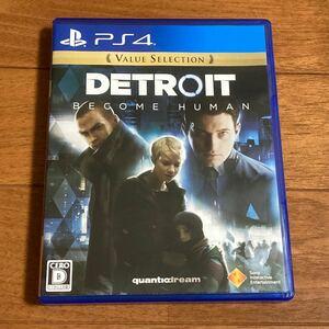 PS4用ソフト デトロイト ビカム ヒューマン