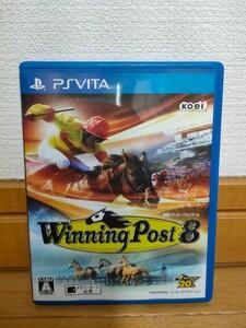 ウイニングポスト8  Winning Post8 PS Vita
