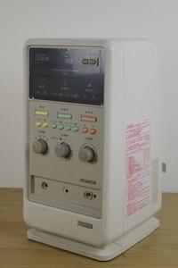 【伊藤超短波】家庭用電気治療器(はるかぜA)本体のみ 未チェック現状品