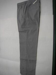 1717 GUCCI グッチ メンズスラックス 46サイズ 淡いグレー